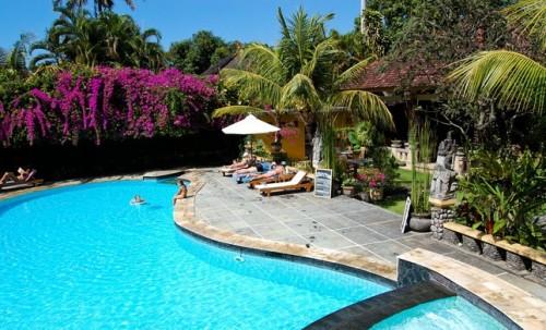 Mentari Sanur Hotel Pool