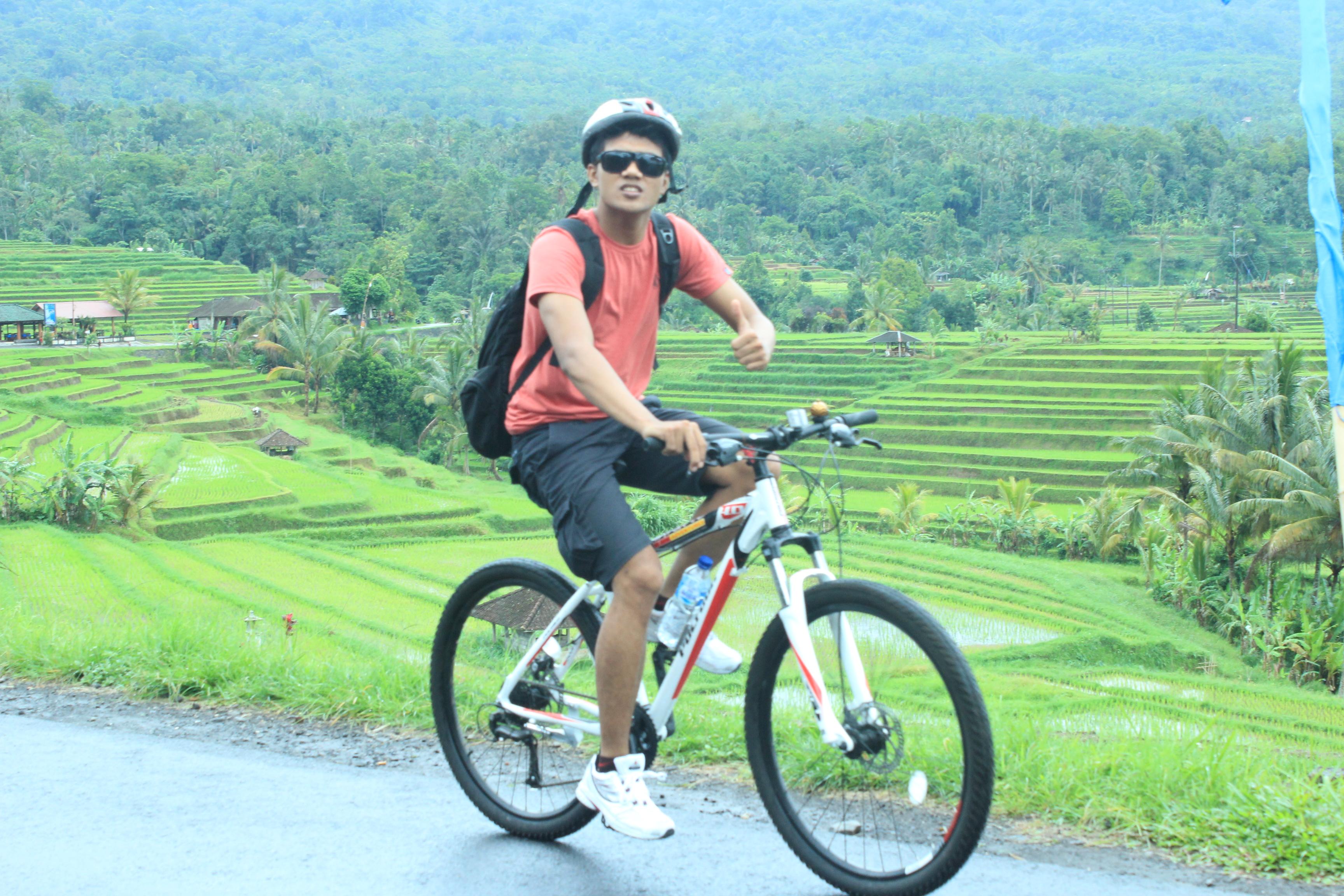 Jatiluwih Cycling balitourmurah.com