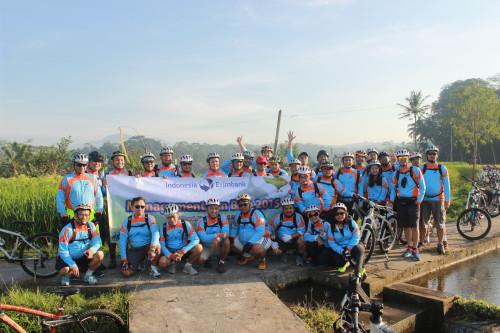 Ubud Cycling Exim Bank