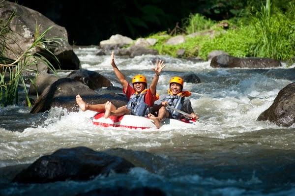 Toekad Rafting