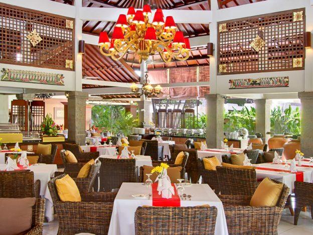 Dewi Sinta Restaurant Tanah Lot..
