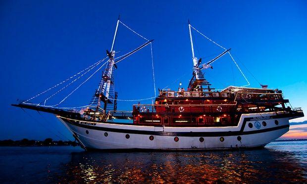 Pirate Dinner Cruise..